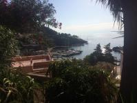 El puerto de la Isla de Ustica