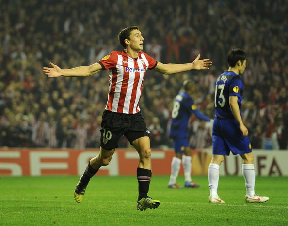 Oscar+de+Marcos+Athletic+Bilbao+v+FC+Manchester+guwfKXjeZ2hl